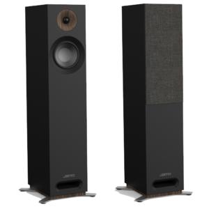 To show the Jamo s805 speakers